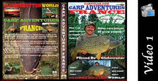 Carp fishing DVDs from carpfilms.com